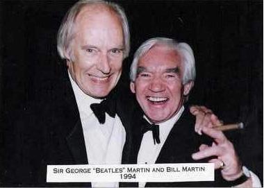 Sir George Martin