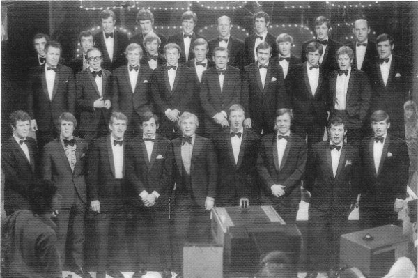 England World Cup Squad 1970