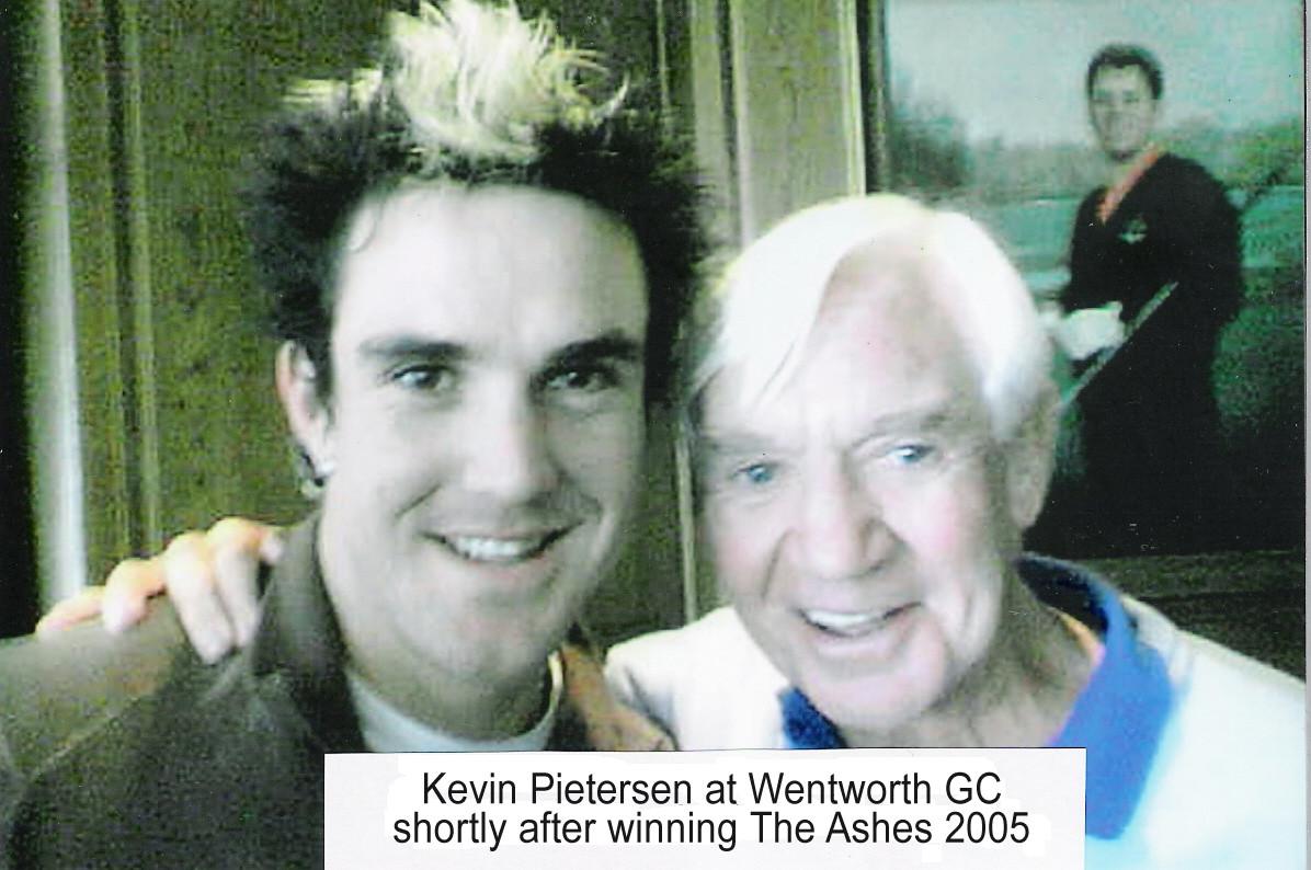 Kevin Pietersen