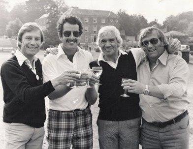 Sam Torrance, Wally Ball and Jerry Stevens