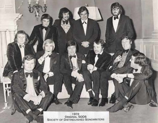 The original SODS - Society Of Distinguished Songwriters